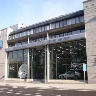 Mercedes Deman Brussels