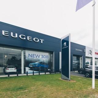 Peugeot PSA Retail Drogenbos