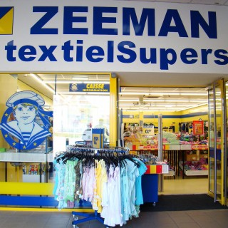 Zeeman Brussel Rue Wayez