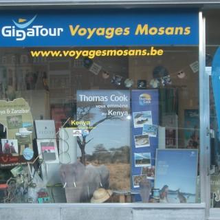 Voyages Mosans