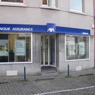 Axa Bank Bureau Duvivier-Sari