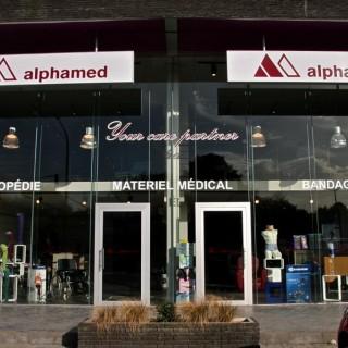 Alphamed Concept Store