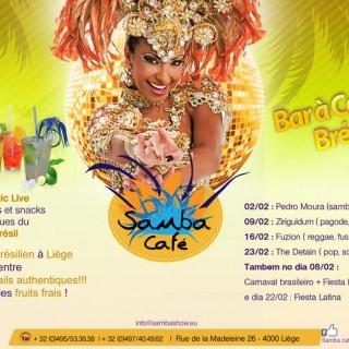 Samba Café