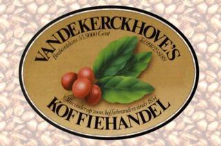 Vandekerckhove's koffiehandel