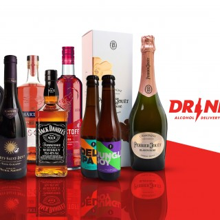 DRINKO: Alcohol Delivery - Chatelain