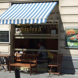 Snack Bar Hopland
