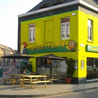 'T Pleintje Gent Fituur-Broodjezaak