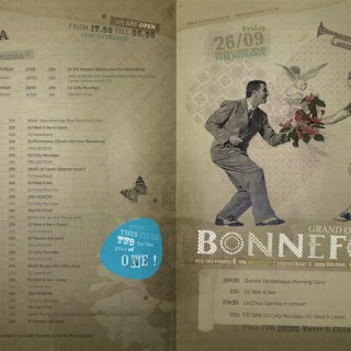 Muziek Café Bonnefooi