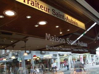Maison Saint-Aubain