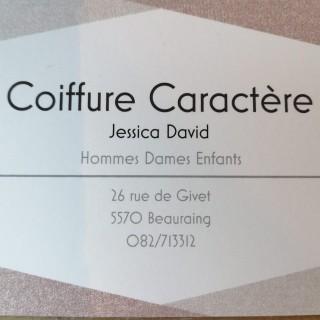 Coiffure Caractère