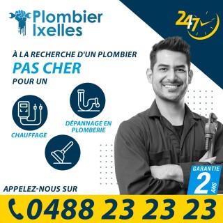 Plombier Ixelles