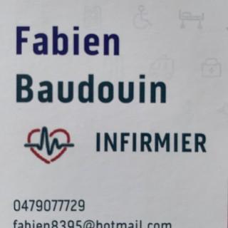 Fabien Baudouin - Infirmier à domicile