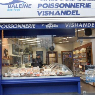 Poissonnerie baleine sea food