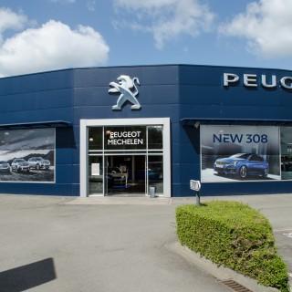 Peugeot PSA Retail Mechelen
