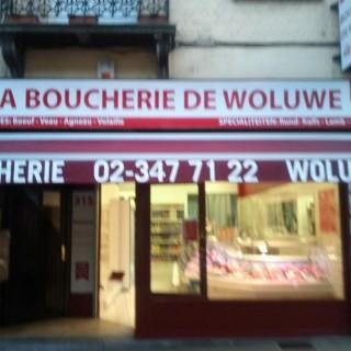 Boucherie Woluwe