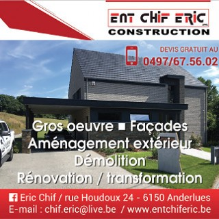 Ent. Chif Eric Construction