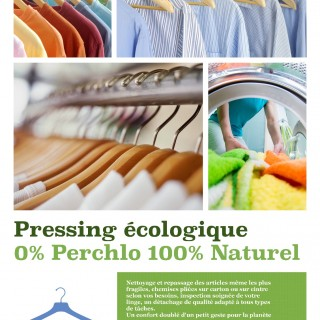 Bigwash Pressing écologique
