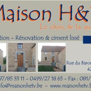 Maison H&V sprl