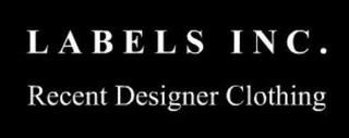 Labels Inc.