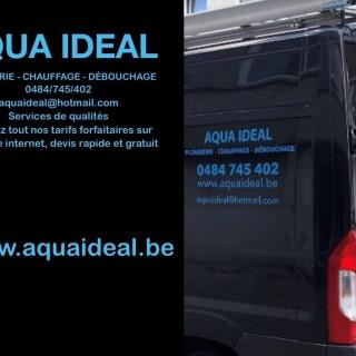 AQUA IDEAL -plomberie-chauffage-débouchage
