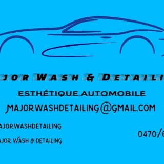 Major Wash & Detailing