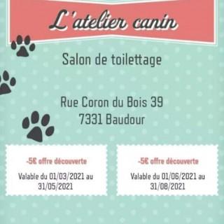 L'atelier Canin