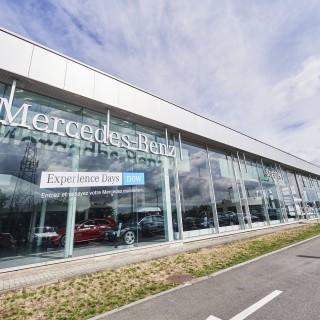 Sogalux Mercedes-Benz Charleroi