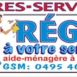 Regis À Votre Service