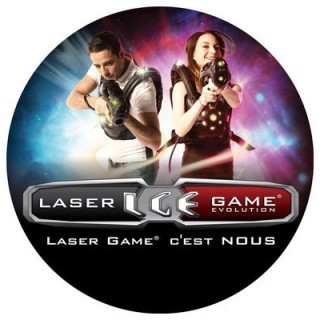 Laser Game Evolution Awans