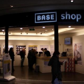 Base Shop - Médiacité