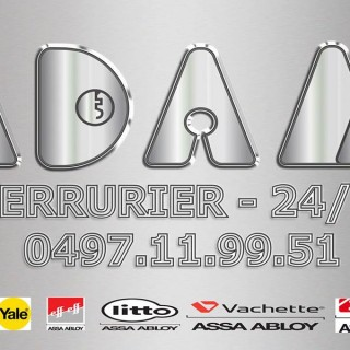 Serrurier Adam L&S