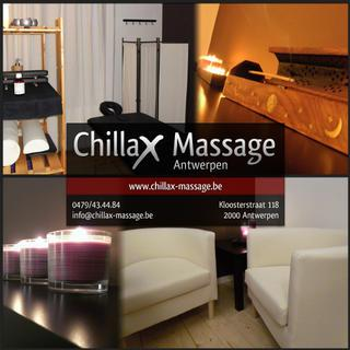 Chillax Massage Antwerpen