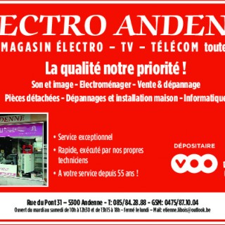 ELECTRO ANDENNE
