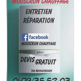 Mouscron Chauffage