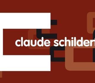 Claude schildert en decoreert