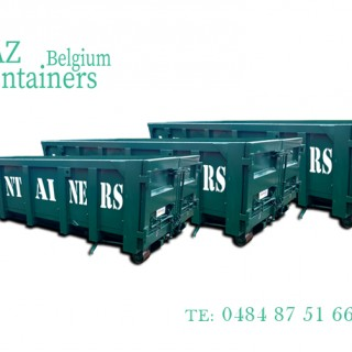 AZ Containers | Location Container Bruxelles