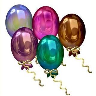 Cool balloons