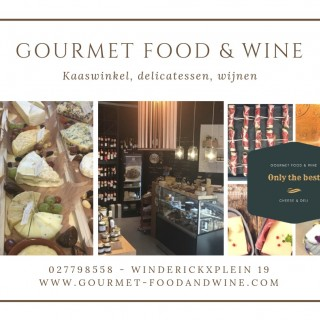 Gourmet Food & Wine