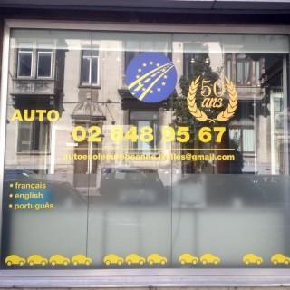 Auto-ecole Européenne Ixelles-flagey
