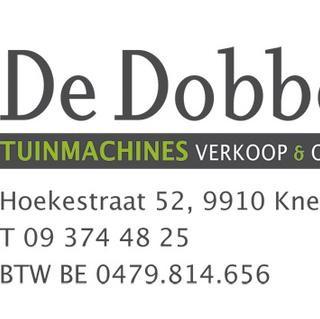 Tuinmachine De Dobbelaere