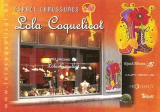 Lola Coquelicot Espace Chaussures