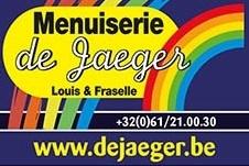 Menuiserie de Jaeger Louis & Fraselle SPRL