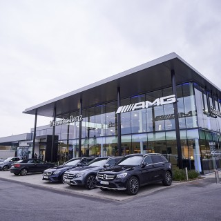 Sogalux Mercedes-Benz Namur