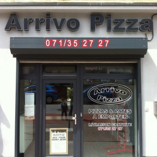 Arrivo Pizza
