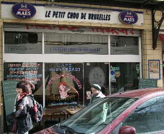Le Petit Chou de Bruxelles