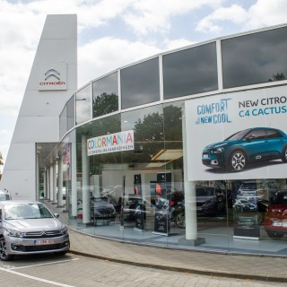 Citroën PSA Retail Mechelen