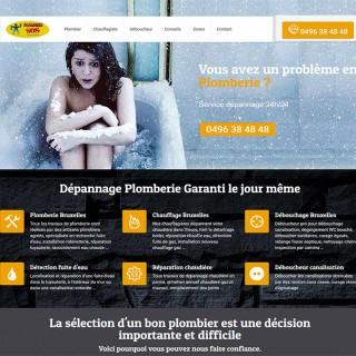 Plombier SOS Bruxelles