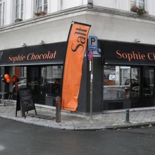 Salt by Sophie Chocolat