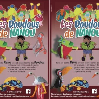 Les Doudous de Nanou
