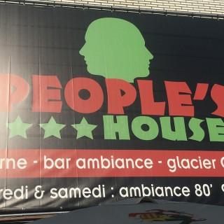 Pople's house